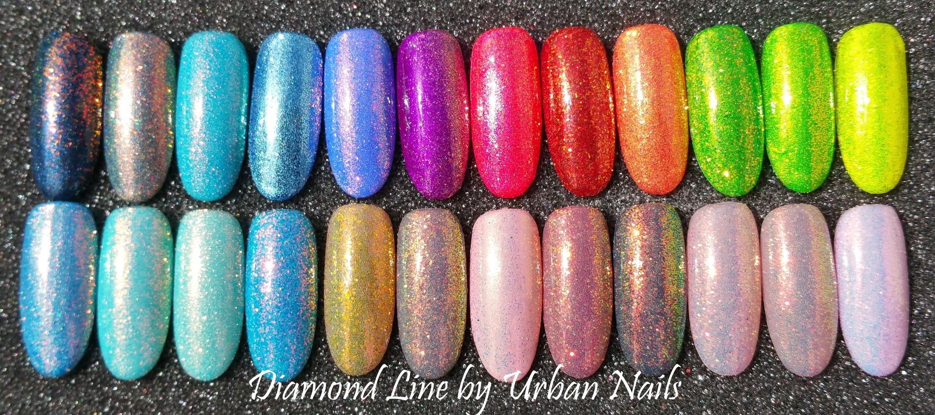 Diamond Line Glitter