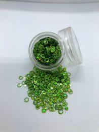 6 Kant Mørkegrøn