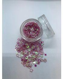 Blomster Hule Lyserød