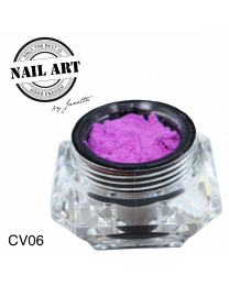 3 D Gele - Carving Gel Purple 06