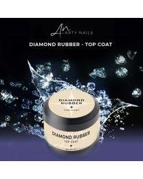 DIAMOND RUBBER TOP COAT 30 ML