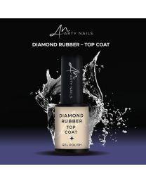 DIAMOND RUBBER TOP COAT 5 ML
