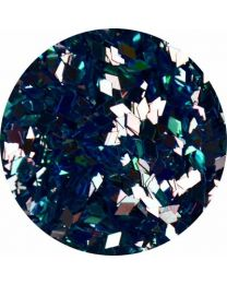 Diamond Shape Blue Small