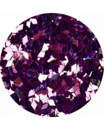 Diamond Shape Purple Small