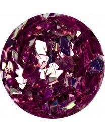 Diamond Shape Violet Large