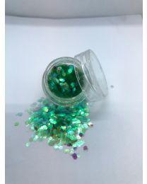 Grønne Hexagon