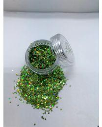 Grønne Mini Hexagon