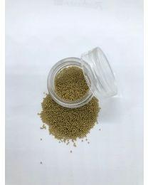 Guld Caviar Beads