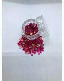 Røde - Pink Blomster