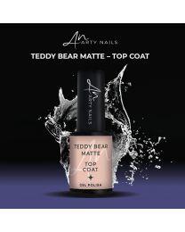 TEDDY BEAR MATTE TOP COAT 30 ML